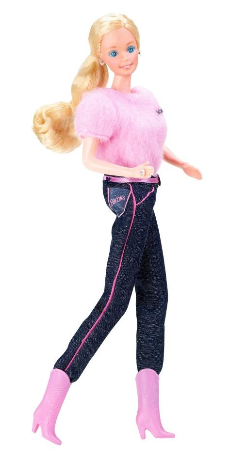 1982 Designer Denim Barbie