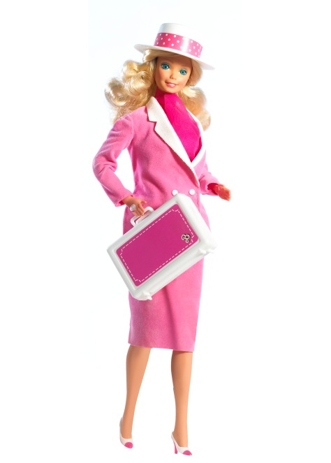 1985 Day and Night Barbie