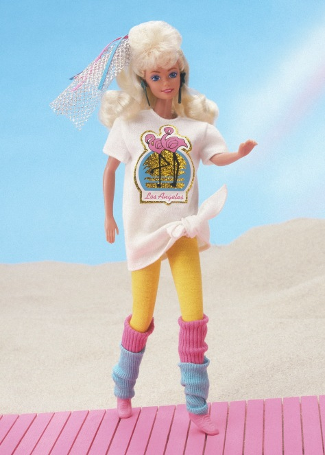 1988 Fashion Barbie