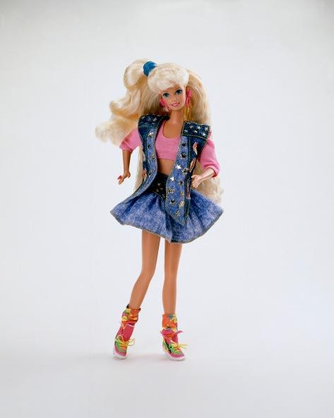 1991 All American Barbie