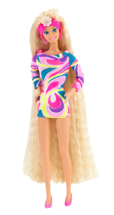 1992 Totally Hair Barbie