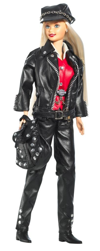 1997 Harley Davidson Barbie