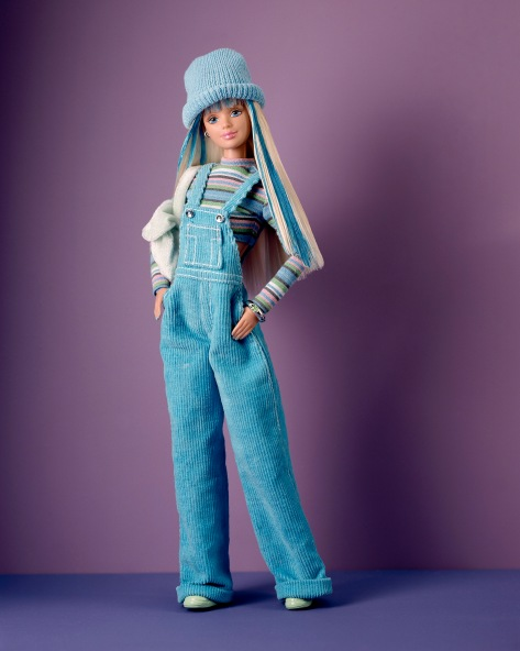 1998 Cool Blue Barbie