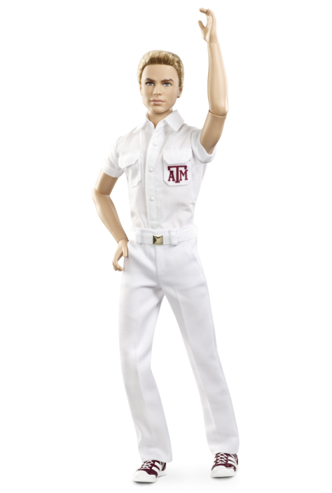 Texas A&M University Ken Doll