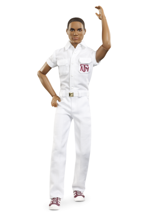 Texas A&M University Ken® Doll - African American