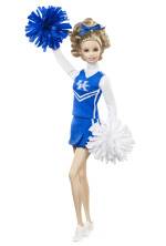 University of Kentucky Barbie Doll