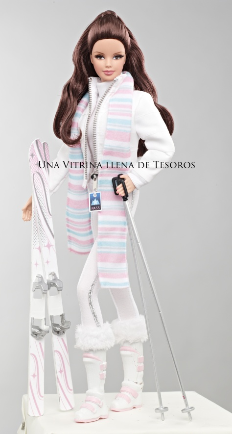 Winter Weekend Barbie Fashion