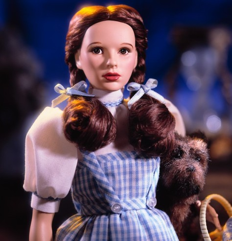 The Wizard of Oz Dorothy with Toto Porcelain #1