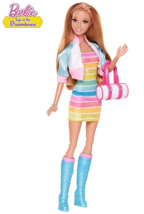 Barbie Life in the Dreamhouse Summer Doll