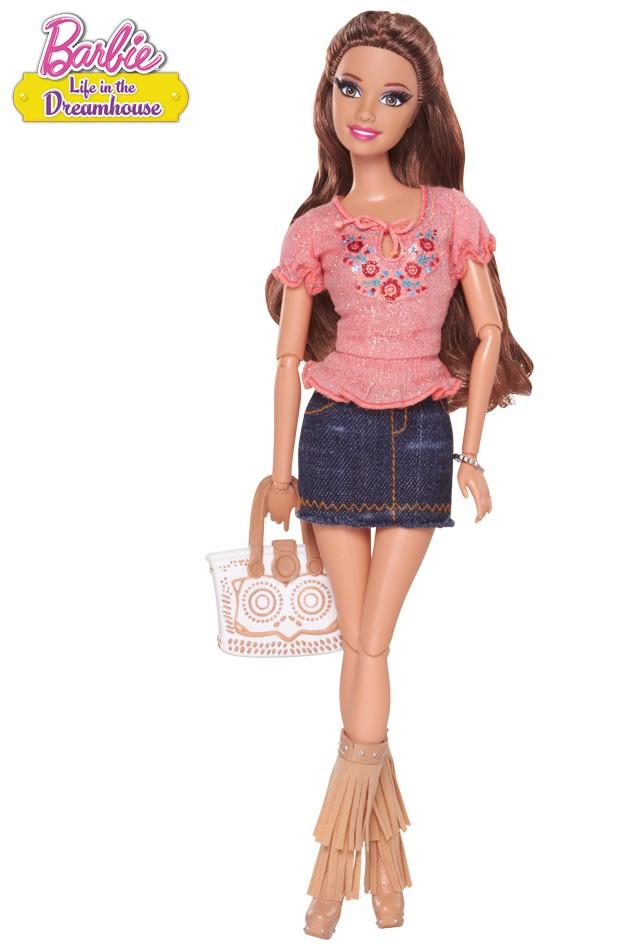 Barbie Dream House Juego Barbie Rainbow Cove Doll Gift Set Cool Unids Nueva Moda Movibles