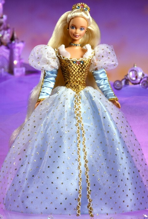 Barbie Doll as Cinderella