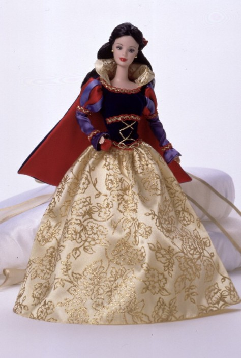 Barbie Doll as Snow White