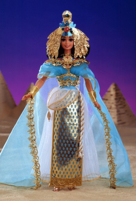 Egyptian Queen Barbie Doll