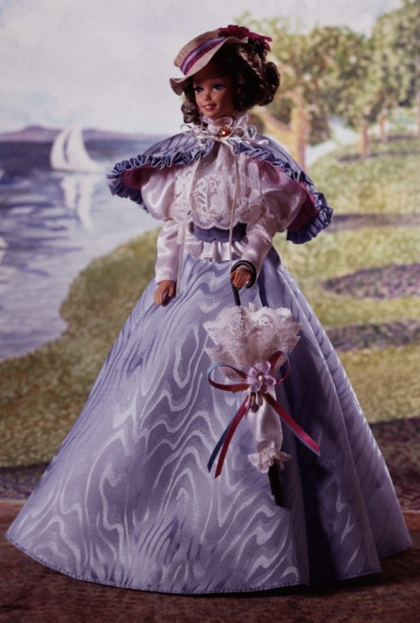 Gibson Girl Barbie Doll