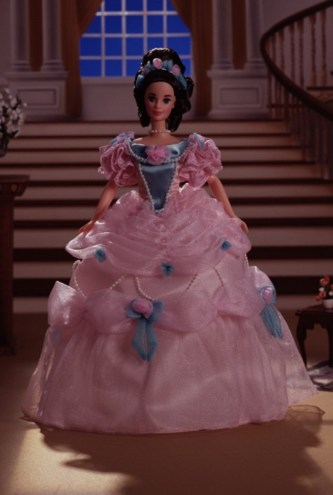Southern Belle Barbie Doll