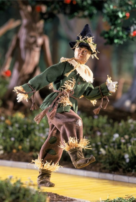 The Wizard of Oz Scarecrow Porcelain #3