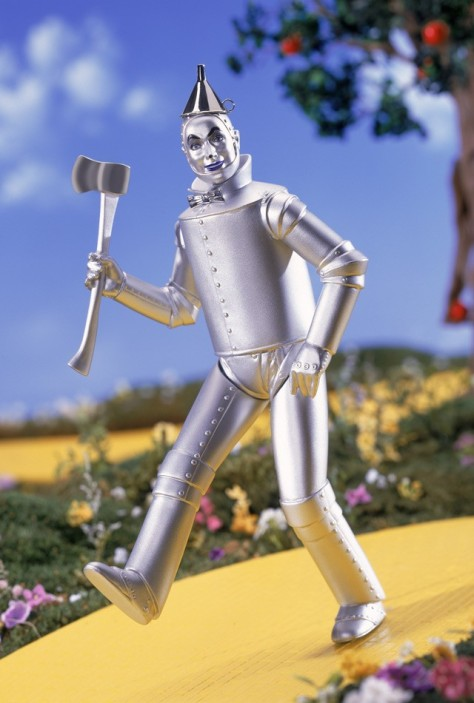 The Wizard of Oz Tin Man Porcelain #4