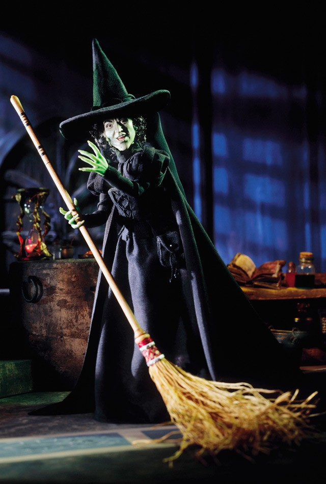 The Wizard of Oz Wicked Witch Porcelain #2