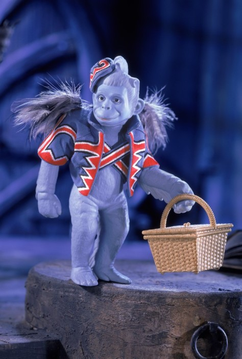 The Wizard of Oz Winged Monkey Porcelain #5