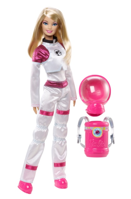Barbie I Can Be Mars Explorer