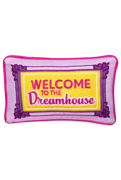 Dreamhouse Pillow