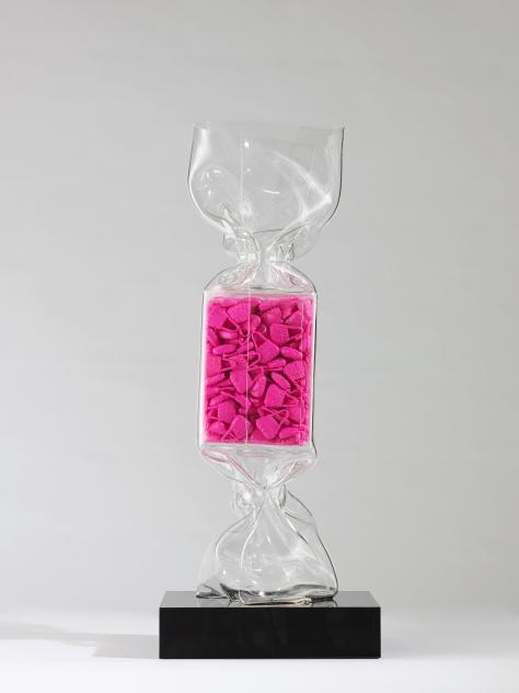 Serie Bonbon Barbie: Pink Handbag