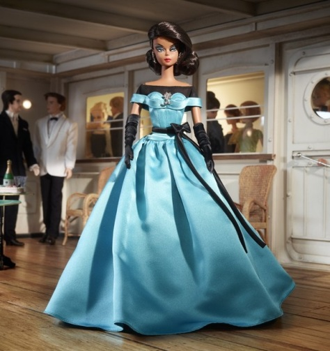 Ball Gown Barbie Doll