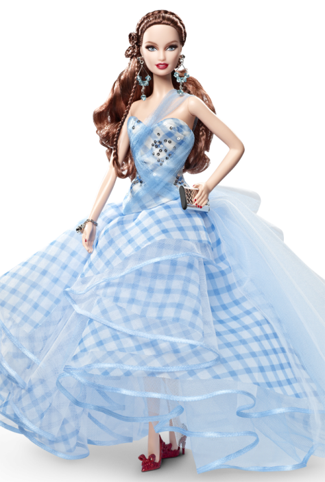 The Wizard of OZ Fantasy Glamour Dorothy Doll