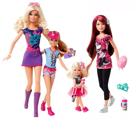 Barbie-Disney-sisters