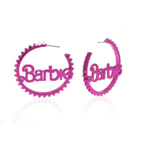 Barbie in Hoop
