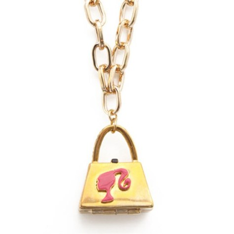Barbie Purse Charm