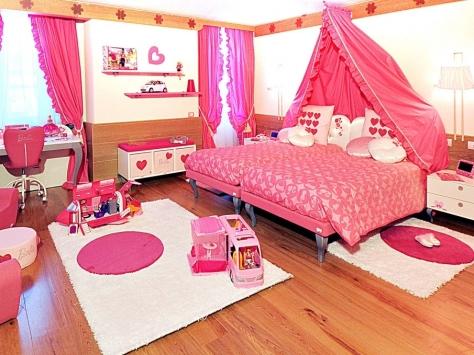barbie-room