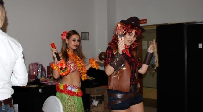 Convención Nacional de Coleccionistas de Barbie en España: desfile Cosplay