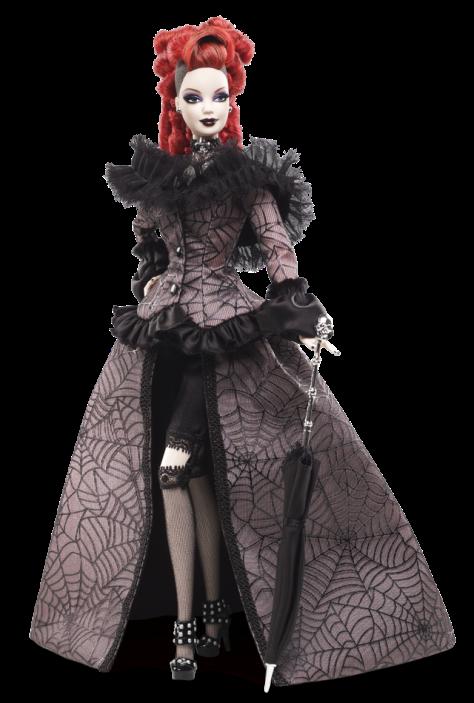 La Reine de la Nuit Barbie Doll