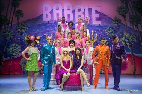 Barbie LIVE CAST