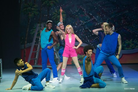Barbie LIVE DANCE