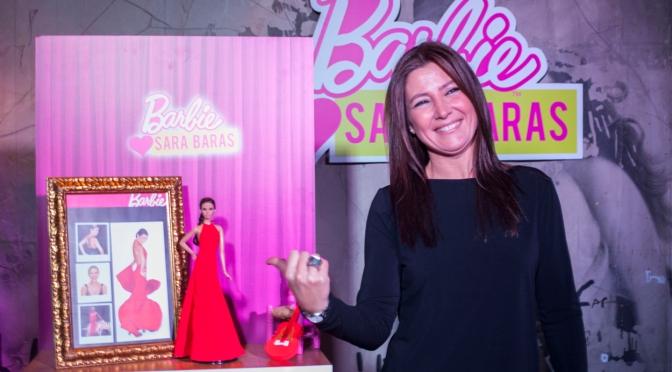 Barbie Sara Baras conmemora los 35 años de la muñeca en España