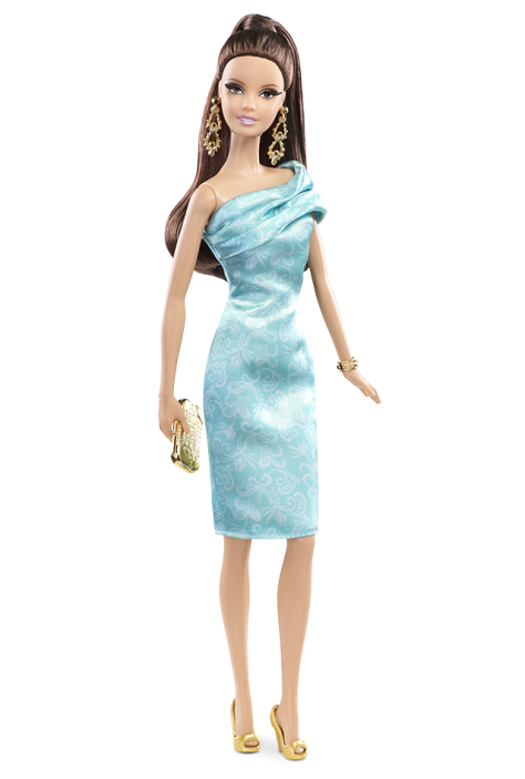 The Barbie Look Collection - Green Dress