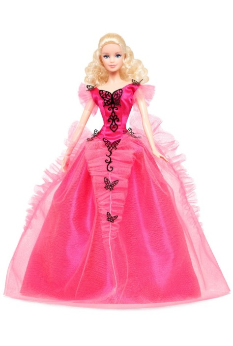 Butterfly Glamour Barbie Doll