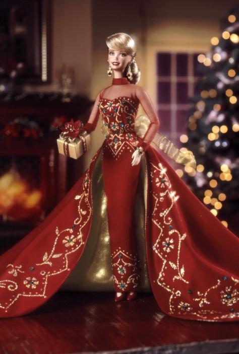 Barbie navidad una vitrina llena de tesoros barbie blog - Caleche barbie ...