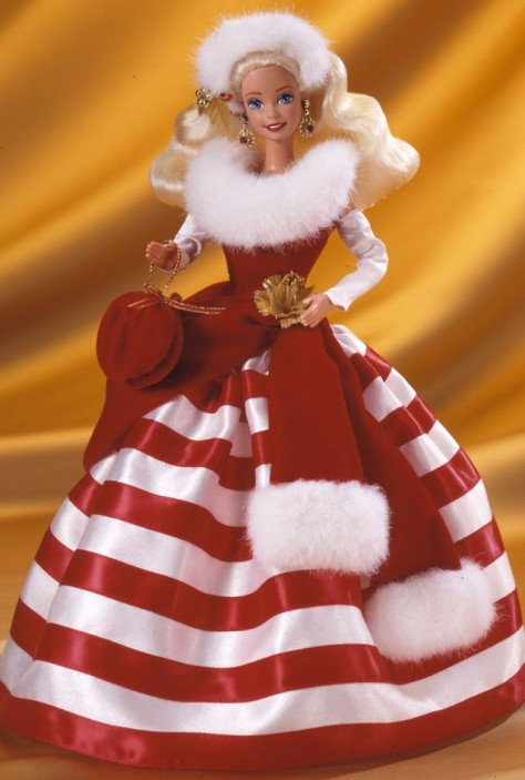 Peppermint Princess Barbie Doll