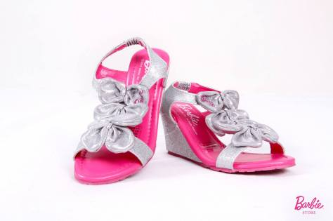zapatos barbie