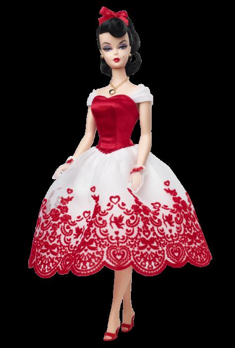 Cupid's Kisses Barbie Doll