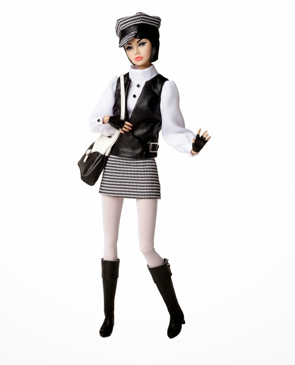 The Girl from I.N.T.E.G.R.I.T.Y. Poppy Parker Dressed Doll 2014 W Club Exclusive Upgrade Doll