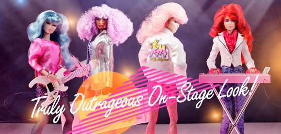 THE HOLOGRAMS Stage Essential Set