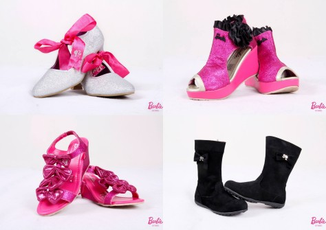 zapatos barbie