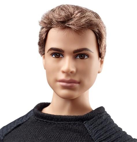 Divergent Four Doll
