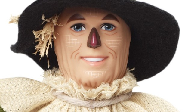 The Wizard of Oz Scarecrow Doll