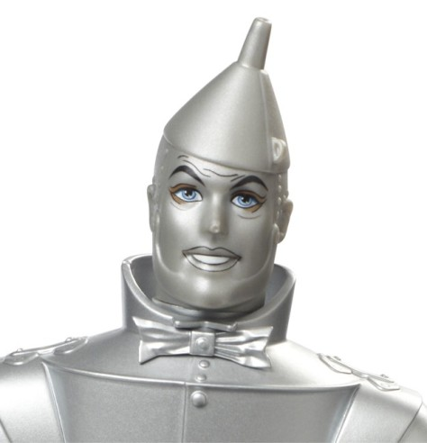 The Wizard of Oz Tin Man Doll