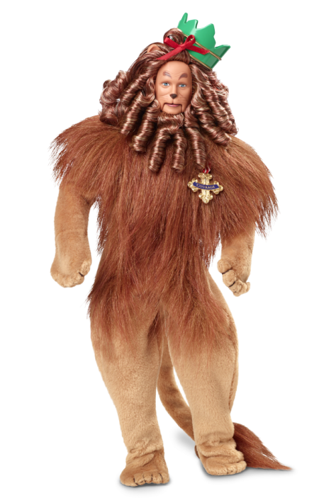 The Wizard of Oz Cowardly Lion Doll